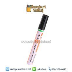 ปากกาไวท์บอร์ด ไพล็อต WBMK-M หัวกลม สีดำ