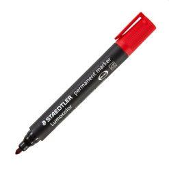 ปากกามาร์คเกอร์ แดง สเต็ดเล่อร์ 352-2