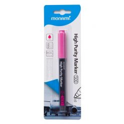 ปากกามาร์คเกอร์ High Purity 1 มม. ชมพู โมนามิ 500