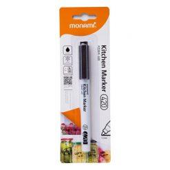 ปากกามาร์คเกอร์ Kitchen 1.2 มม. ดำ โมนามิ 420