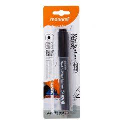 ปากกามาร์คเกอร์ WetSurface 2มม. หัวกลม ดำ โมนามิ 570