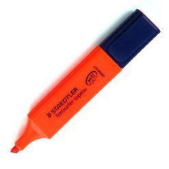 ปากกาเน้นข้อความ แดง สเต็ดเล่อร์ 364