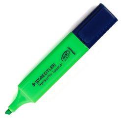 ปากกาเน้นข้อความ เขียว สเต็ดเล่อร์ 364