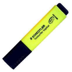 ปากกาเน้นข้อความ เหลือง สเต็ดเล่อร์ 364