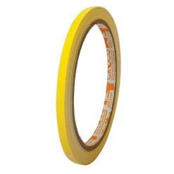 สติ๊กเกอร์ตีเส้น 5 มม.x9 หลา เหลือง ครอคโค PVC