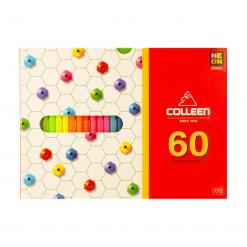 COLLEEN สีไม้คอลลีน 60 สี