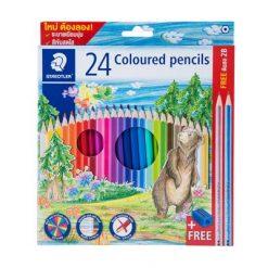 ดินสอสี สเต็ดเล่อร์ 143 24 สี