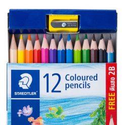 ดินสอสี สเต็ดเล่อร์ 143 12 สี