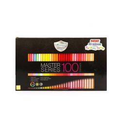 ดินสอสี มาสเตอร์ซีรี่ย์ 100 สี มาสเตอร์อาร์ต 100C