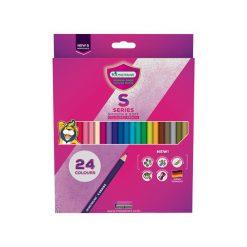 ดินสอสี 24 สี มาสเตอร์อาร์ต S-Series F24