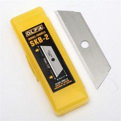 ใบมีดคัตเตอร์ (หลอด5ใบ) โอฟ่า SKB-2