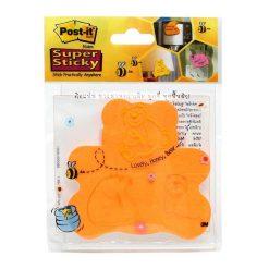 ซุปเปอร์สติกกี้โน๊ตรูปหมีคละสี โพสต์-อิท XP-0020-2251-3