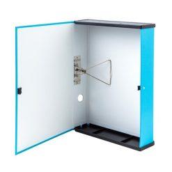 แฟ้มกล่องอเนกประสงค์ A4 ฟ้าบลูสกาย ตราช้าง U-BOX01
